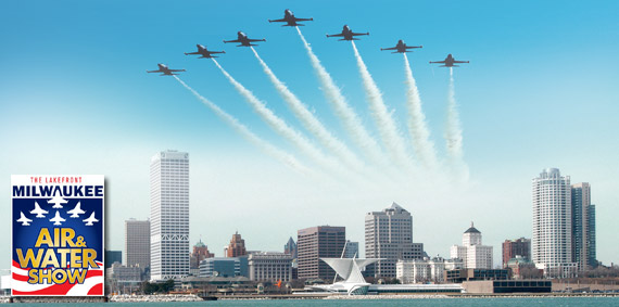 Milwaukee Air & Water Show!