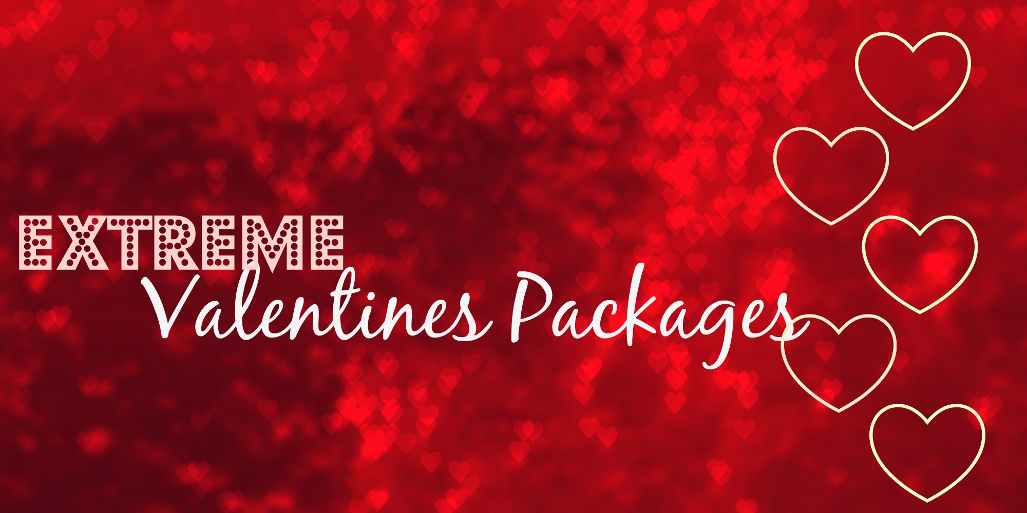 Extreme Valentines Packages at Marcus Hotels & Resorts