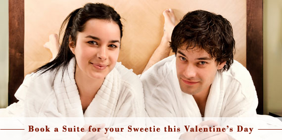 Romantic Valentine Overnight Packages