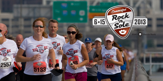 Summerfest Rock 'n Sole Run