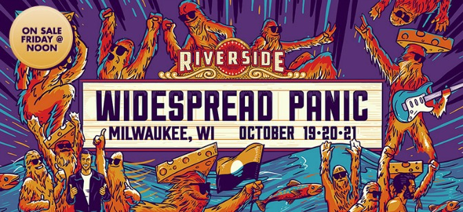 Widespread Panic - SOLD OUT